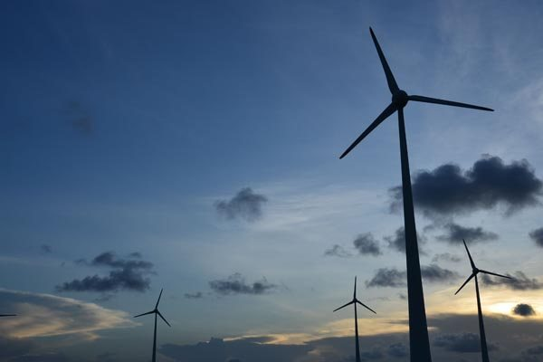 O espanhol Santander tem em sua carteira de negócios no Brasil projeto de energia eólica em operação no Rio Grande do Norte