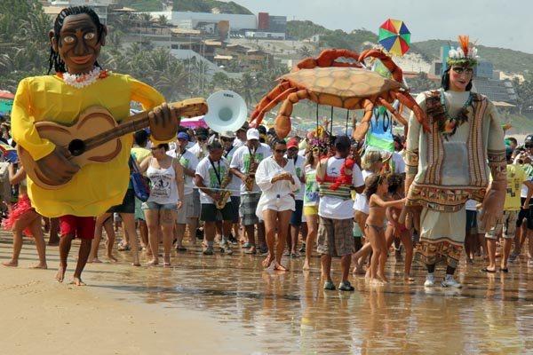 Bloco Aponta espera atrair cerca de 5 mil foliões na praia