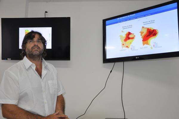 Gilmar Bristot lembrou que inverno no RN consolida-se de abril a maio, quando EL Niño perderá força