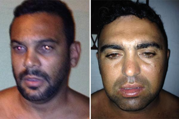 Suspeitos foram detidos ainda na noite de onte; segundo a polícia, Renato César e Cláudio Moura confessaram o crime