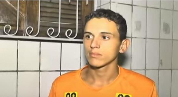Ronaldo Cordeiro, de 18 anos, foi morto no bairro das Quintas
