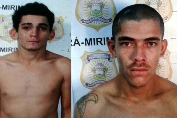 Presos escaparam por túnel aberto dentro de cela no CDP de Ceará-Mirim, na região Metropolitana