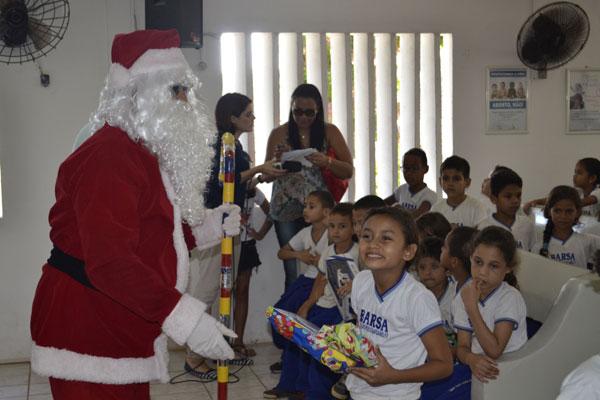 Em 2015, 9.975 cartas foram adotadas na campanha Papai Noel dos Correios