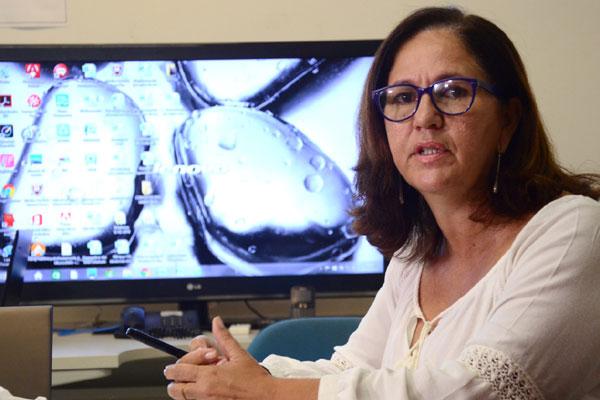 Cláudia Frederico, da Sesap, comenta o aumento das notificações no Rio Grande do Norte