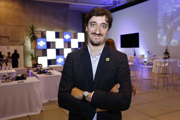 Juliano Seabra - Presidente da Endeavor brasil