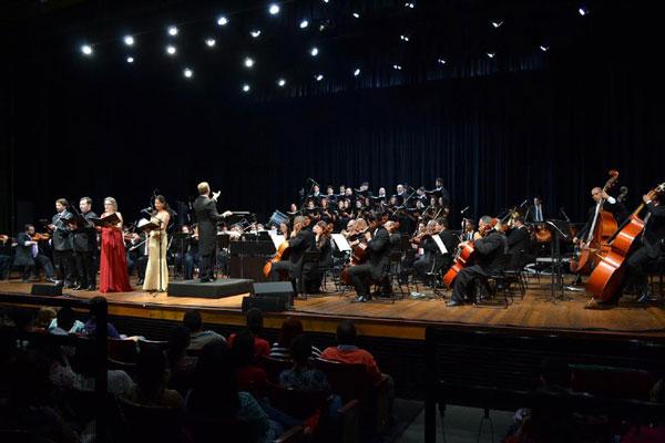 Orquestra Sinfônica do Estado volta ao teatro Riachuelo para o projeto Quartas Clássicas