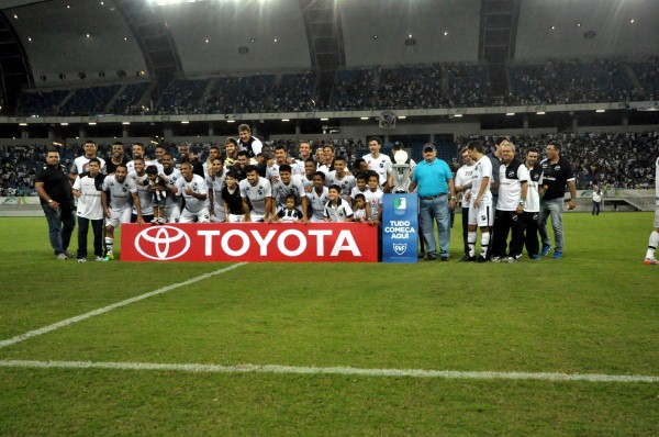 ABC bateu o Alecrim por 2 a 0 no Arena das Dunas. Alvinegro conquistou título do 2º turno da Copa RN e garantiu vaga na final do Estadual