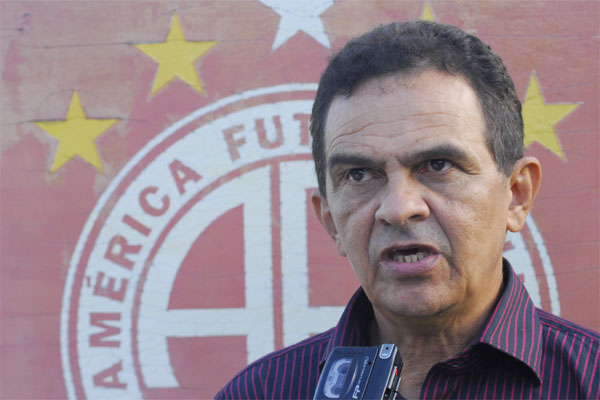 Diá irá se apresentar ao Alvirrubro nesta segunda-feira (27), no CT Dr. Abílio Medeiros