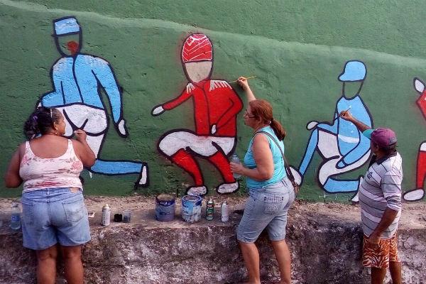 Artistas, moradores e grupos populares se unem para potencializar vocação cultural e turística da Vila de Ponta Negra
