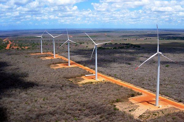 Parque eólico: Contratação de outras fontes acabou priorizada