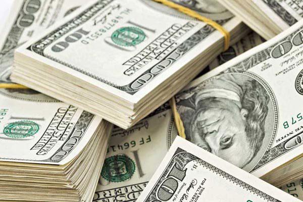 O câmbio médio de 2017 foi de R$ 3,26 para R$ 3,24