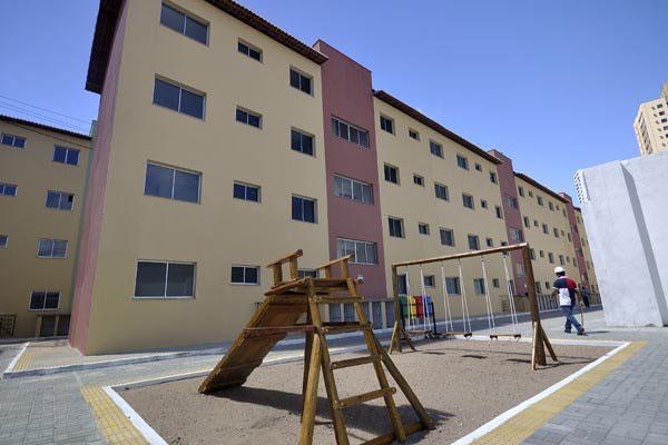 Residencial vai abrigar as 170 famílias do Maruim que serão relocadas para expansão do Porto de Natal