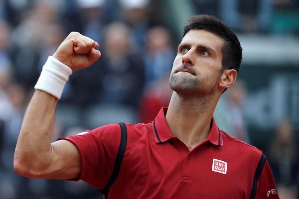 Sérvio quer alcançar o recorde de 20 Grand Slams do suiço e de Nadal