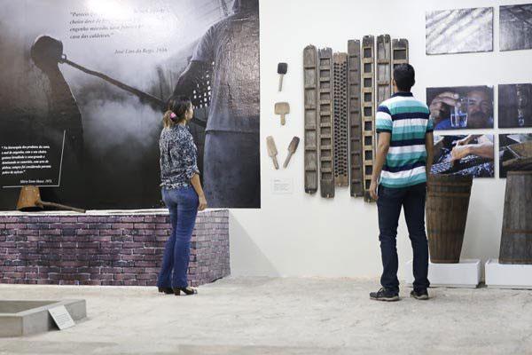 Exposição sobre a história da cultura canavieira no Rio Grande do Norte  está em cartaz no Museu Câmara Cascudo da av Hermes da Fonseca