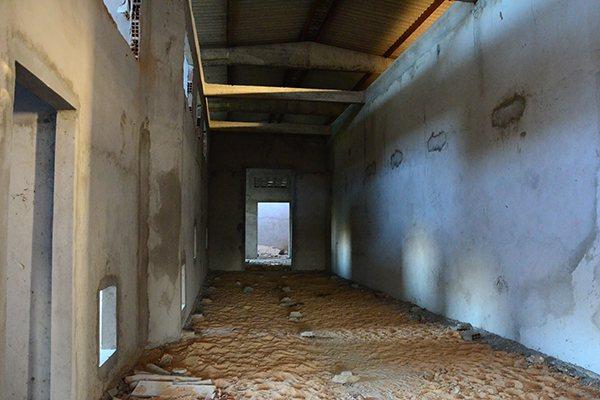 Emater garante que já finalizou cerca de 80% da obra do abatedouro público em Ceará-Mirim
