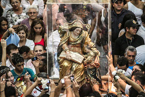A Festa de Santana de Caicó é Patrimônio Imaterial do Brasil. Celebração terá início em 21 de julho