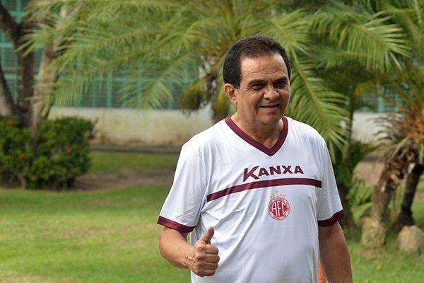 Francisco Diá fez o América subir de produção na Série C