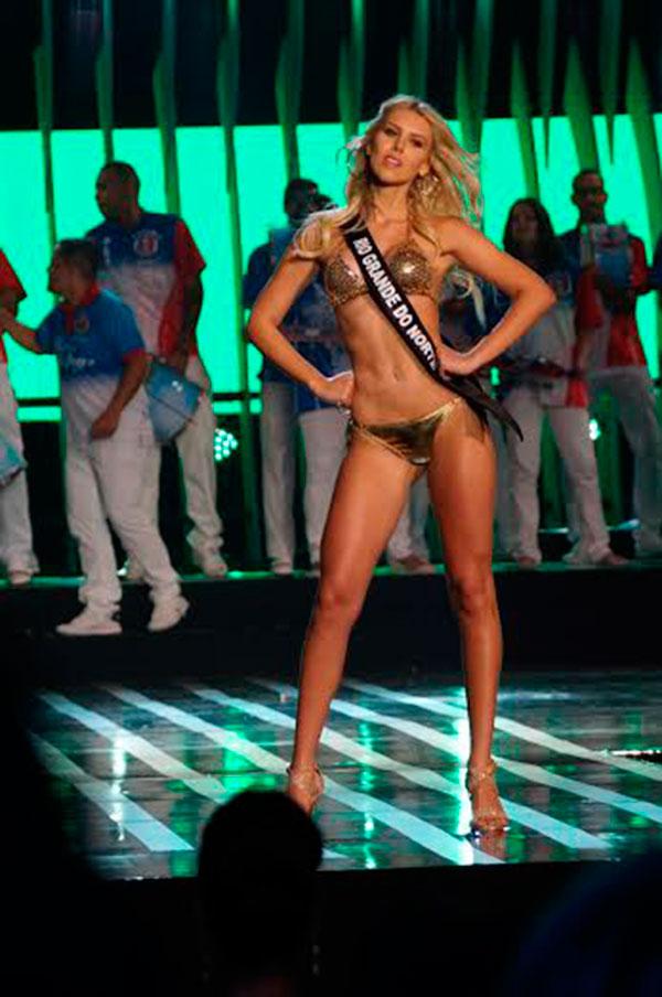 Manoela Alves, a atual Miss RN se prepara para deixar o reinado no dia 25 de agosto