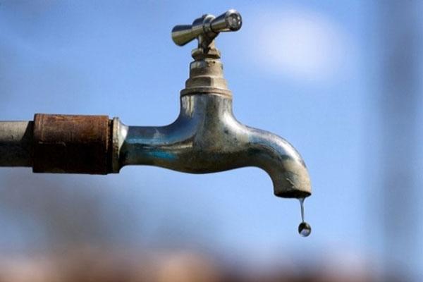 O fornecimento de água será normalizado em até 72h após a conclusão do serviço