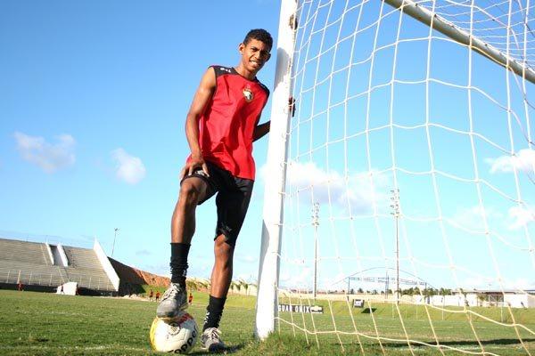Ricardo Lopes foi vendido pelo Globo para o futebol asiático