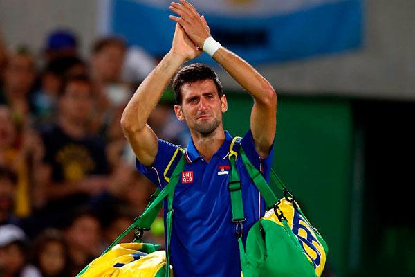 em quatro Olimpíadas, Djokovic ainda não conseguiu o ouro