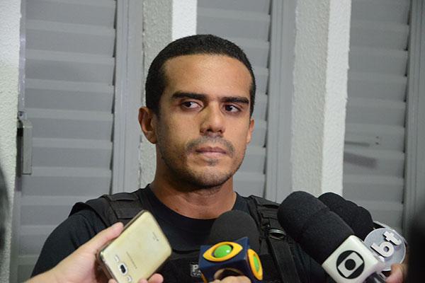 Diretor de Alcaçuz, Ivo Freire, disse que os próprios presos informaram sobre mortes