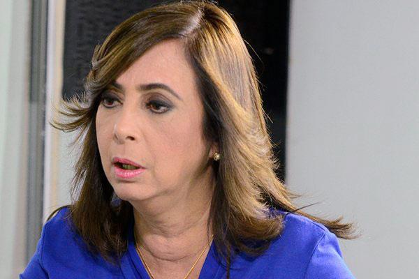 Márcia Maia (PSDB) é deputada estadual e candidata à Prefeitura de Natal
