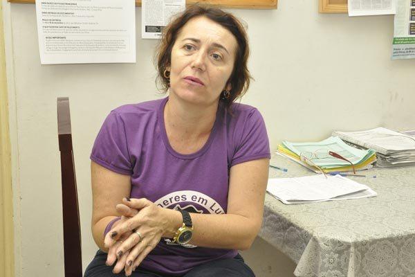 Rosália Fernandes (PSTU)
