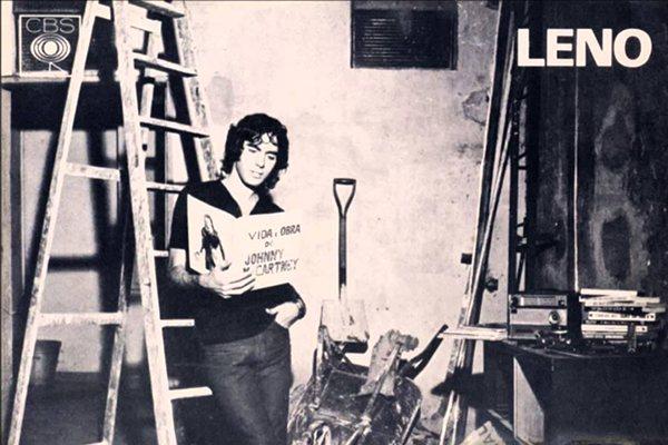 Leno é reconhecido como primeiro rockstar potiguar