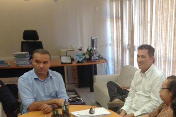 Kelps Lima participa de reunião com representantes do Conselho