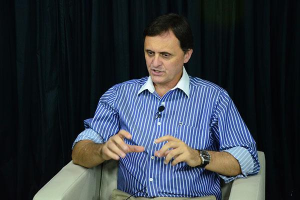 O diretor da Leroy Merlin, Jolair de Souza, fala sobre estreia no RN, concorrência e planos de expansão da multinacional