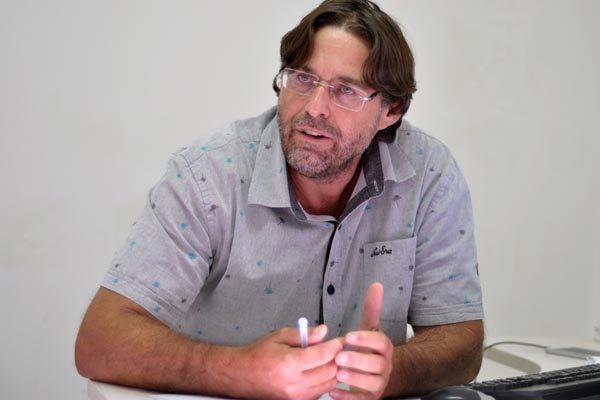 Gilmar Bristot afirma expectativa é de chuvas para o próximo ano