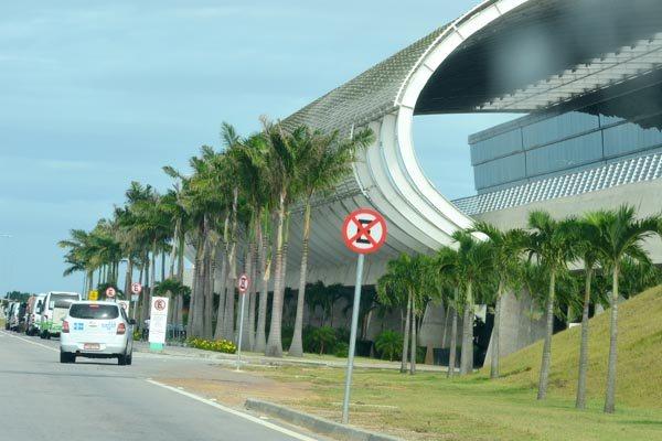 Aeroporto de Natal foi o mais bem avaliado entre os demais com até 5 milhões de passageiros