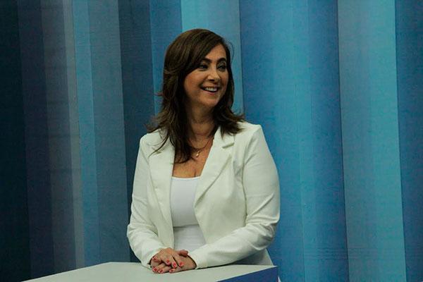 Márcia Maia, do PSDB