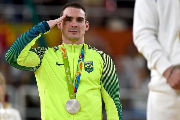 Arthur Zanetti acumula duas medalhas olímpicas