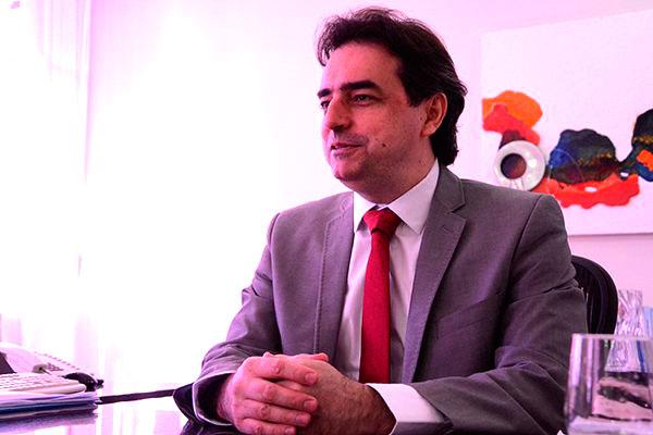 Secretário de Tributação do RN, André Horta