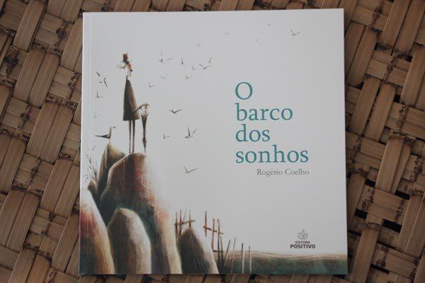 """Ilustrador venceu o prêmio com o livro """"O Barco dos Sonhos"""""""