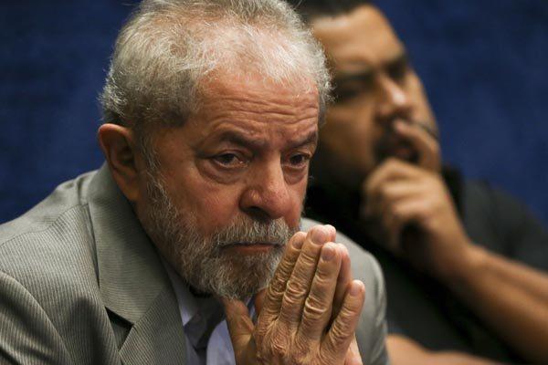 Luiz Inácio Lula da Silva recorreu ao Conselho das Nações Unidas
