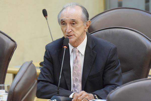 Getúlio Rego foi denunciado pelo MP