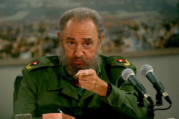 Fidel Castro passou quase meio século no poder em Cuba