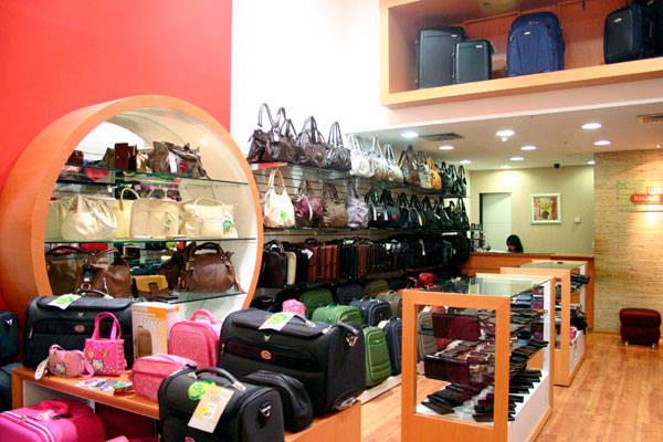 Bolsas femininas para todas as ocasiões, em várias cores, formas e tamanhos