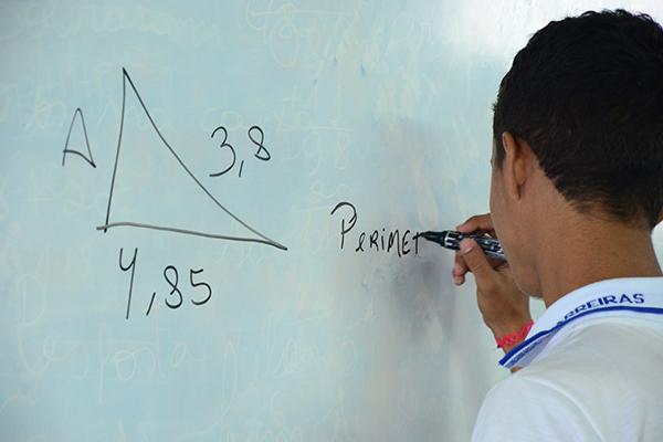 Matemática foi a área em que o Brasil alcançou o pior resultado