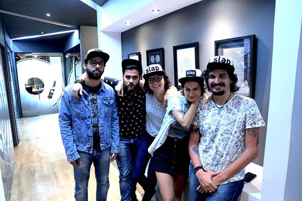 Banda natalense lança novo disco em 2017 já pelo selo slap