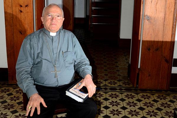 Dom Jaime Vieira Rocha apresenta a Campanha da Fraternidade em coletiva nesta quarta-feira de Cinzas, dia 14, às 15h30