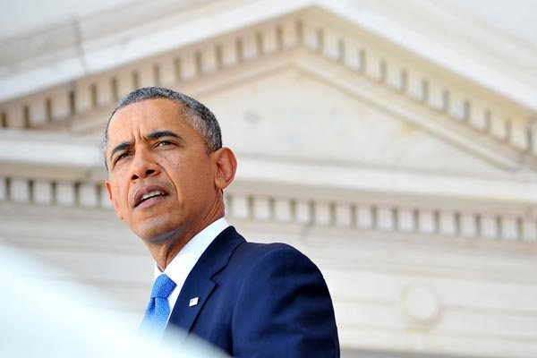 Mais da metade da população dos EUA aprova Obama