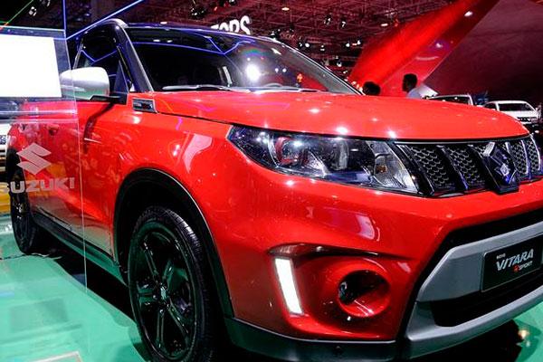 Jipe da Suzuki disponibiliza versões com motor 1.6 aspirado e um inédito 1.4 turbo