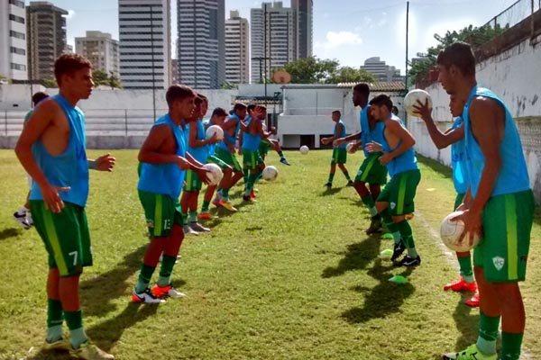 O Alviverde, que está na estrada a caminho de São José do Rio Preto, quer surpreender na Copa São Paulo e avançar de fase