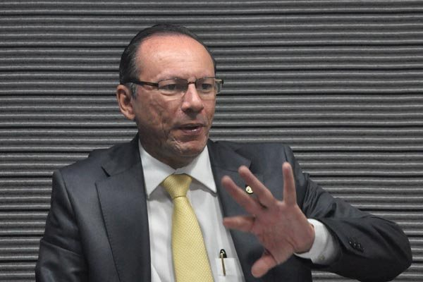 Raniere Barbosa é candidato à presidência da CMN