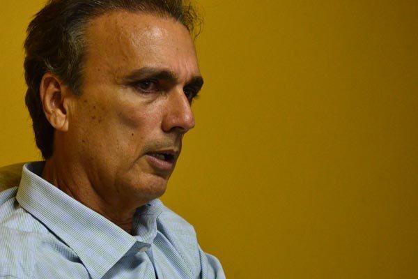 Dácio Galvão, secretário municipal de Cultura