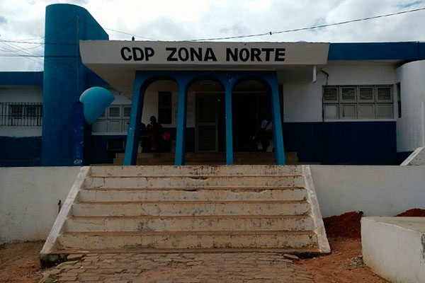CDP da zona Norte teve fuga na madrugada